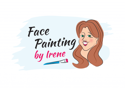 Logo and marketing materials – Face Painting by Irene