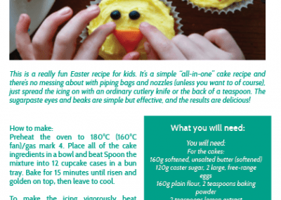 Page Layout – Cardiff Baby and Toddler Magazine