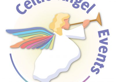 Logo Design – Celtic Angel Events