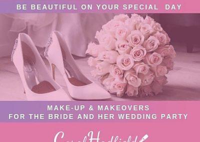 Social Media Advert – Carol Hadfield MUA
