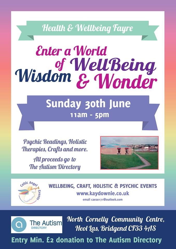Flyer & poster design – Celtic Angel Events