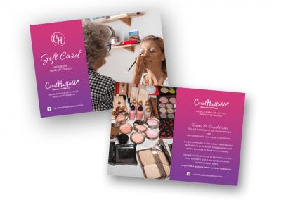 Gift Cards – Carol Hadfield MUA