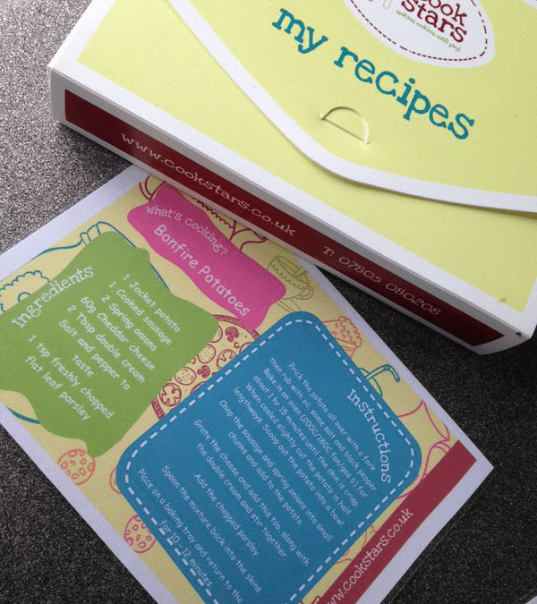 Product Packaging – Cook Stars