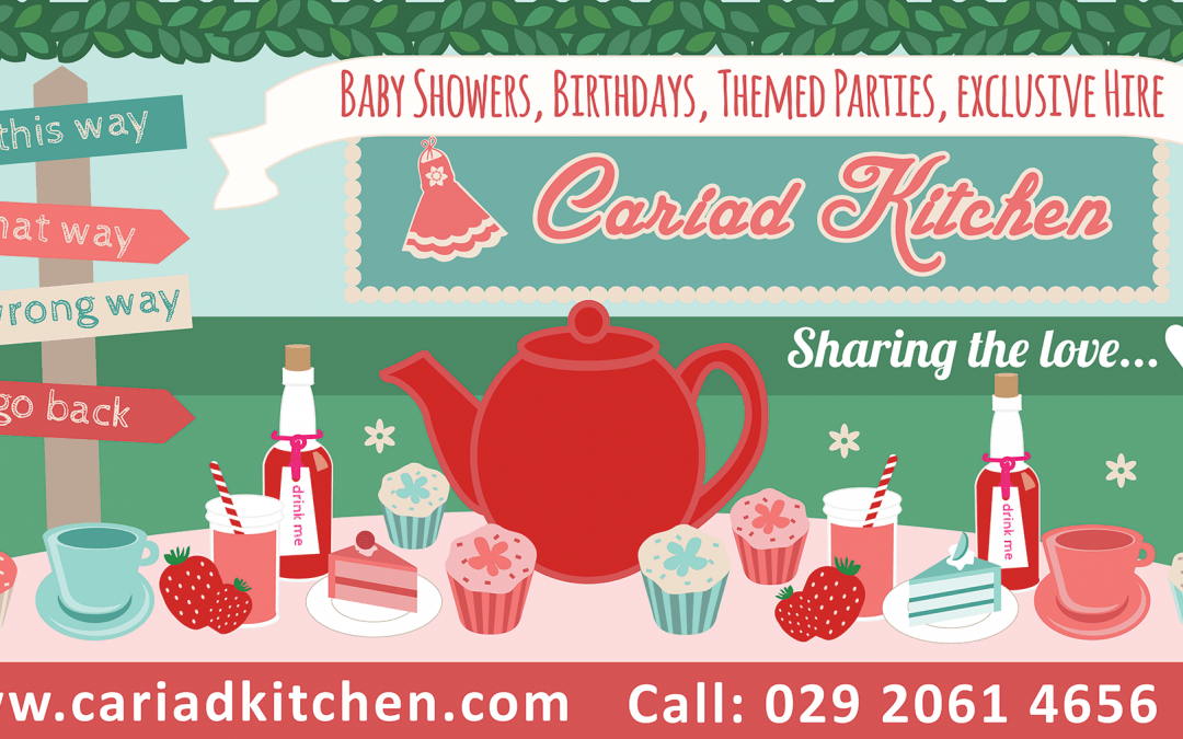Large banner – Cariad Kitchen