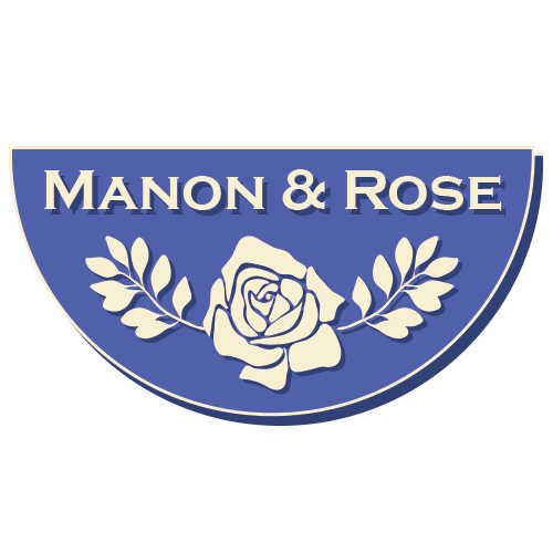 Logo Design – Manon & Rose